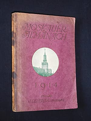 Moskauer Almanach 1914: Boris von Eding, Johannes Kordes