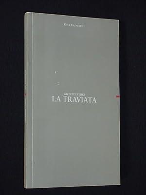 Programmbuch Oper Frankfurt 2005. LA TRAVIATA von: Herausgeber: Intendanz der