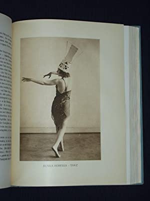 Die Welt des Tänzers. Fünf Gedankenreigen: Rudolf von Laban