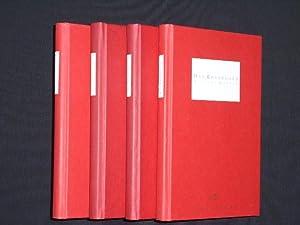 Programmbücher Nr. 27, 10, 17, 24 Staatsoper Unter den Linden Berlin 1993 bis 1996. DER RING ...