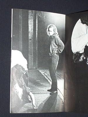 Programmheft Theater Bremen 1969/70. TORQUATO TASSO von Goethe. Insz.: Peter Stein, Bü...