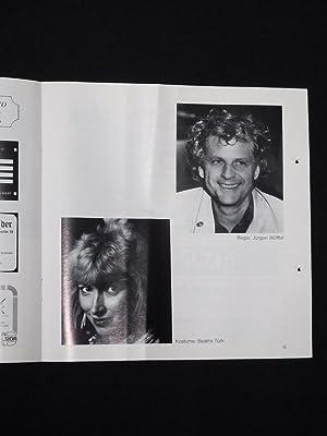 Programmheft Theater am Kurfürstendamm 1989/90. KAKTUSBLÜTE von: Theater am Kurfürstendamm,