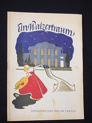 Programmheft Metropol-Theater Berlin um 1948. EIN WALZERTRAUM: Metropol-Theater, Felix Dörmann,