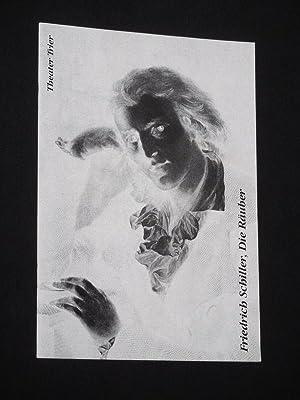 Programmheft 8 Theater der Stadt Trier 1987/88.: Herausgeber: Intendant Rudolf