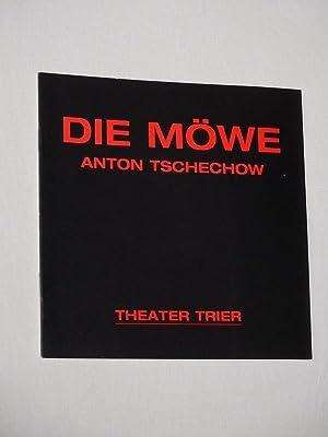 Programmheft 13 Theater Trier 1991/92. DIE MÖWE: Herausgeber: Intendant Reinhard