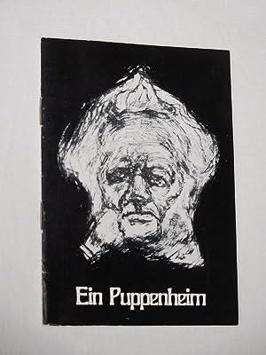Programmheft Renaissance-Theater 1976/77. EIN PUPPENHEIM von Ibsen.: Renaissance-Theater Berlin, Intendant: