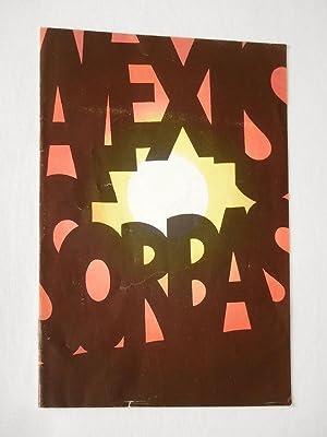 Programmheft 2 Metropol-Theater 1983/84. ALEXIS SORBAS (ZORBA): Metropol-Theater Berlin, Intendant: