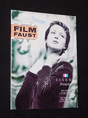 Filmfaust. Internationale Filmzeitschrift. Heft 60/61, Juli/ August/ September 1987, 11. Jahrgang...
