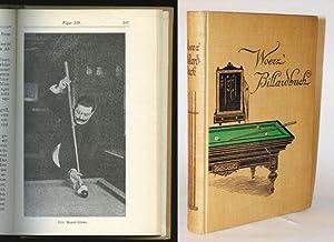 Woerz´ Billardbuch - Praktische Anleitung zur Erlernung: Woerz, August