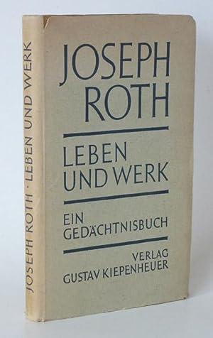 Joseph Roth - Leben und Werk. Ein: Linden, Hermann (Hrsg.)