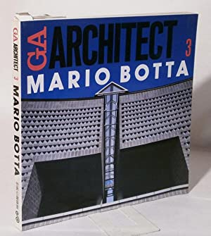Mario Botta. Introduction by Christian Norberg-Schulz.