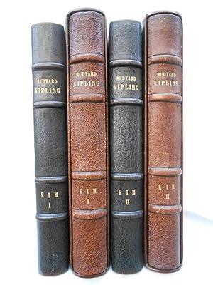 KIM. Traduit par Louis Fabulet et Ch.: Kipling, Rudyard, François-Louis