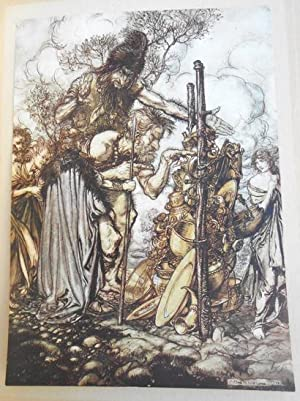 The Rhinegold & The Valkyrie. With illustrations: Wagner, Richard.