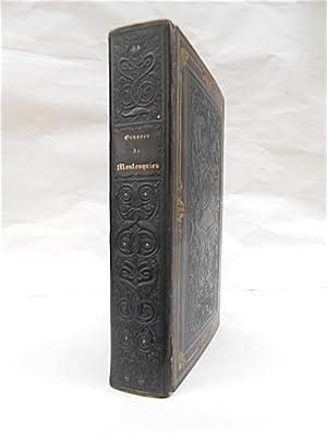 Oeuvres complètes de Montesquieu, précédées de son: Montesquieu.