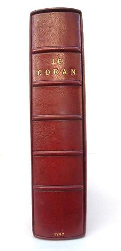 Le Coran. Nouvelle traduction par Ameur Ghedira.: Koran. -