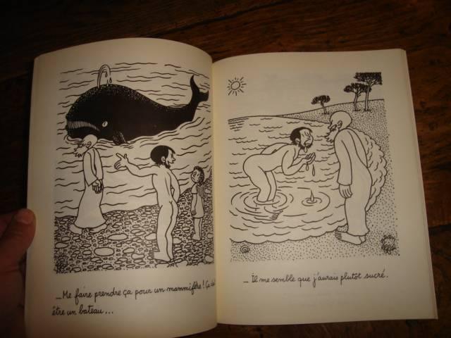 Le roman d'Adam et Eve.Le Jardin d'Eden by EFFEL ( Jean ...