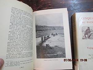 Cinquante ans au pays des neiges.3 tomes.: BREYNAT Monseigneur Gabriel