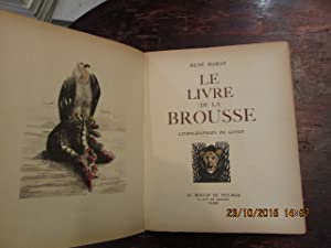 Le livre de la brousse.: MARAN René.GUYOT.
