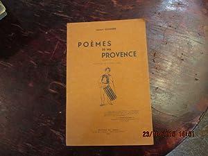Poèmes de ma Provence.: COMMUNE Laurent.LAGET Etienne.