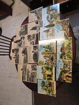 20 Cartes Postales sur les Oratoires de Provence.: Les AMIS DES ORATOIRES