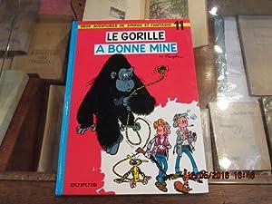 Spirou et Fantasio.Le Gorille à bonne mine: FRANQUIN