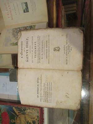 L'Histoire de la Sainte Bible contenant le: ROYAUMONT De