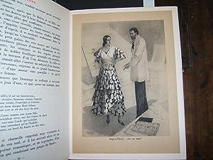 Sang gitane.: ESCHOLIER ( Raymond ) Et MALAGA GRENET