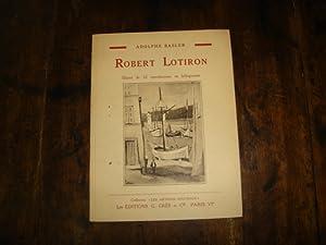 Robert Lotiron: BASLER Adolphe