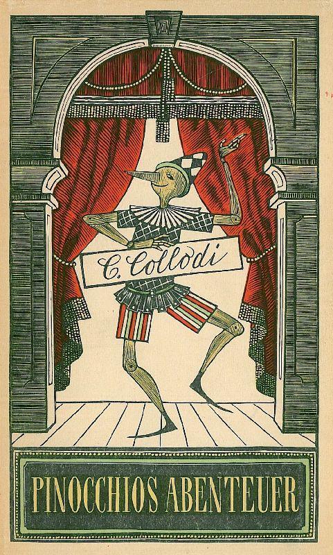 Pinocchios Abenteuer. Carlo Collodi.: Klemke, Werner.