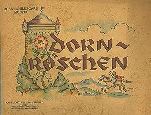 Dornröschen. Ein Märchen in Bildern von Rosa: Grimm, Brüder.