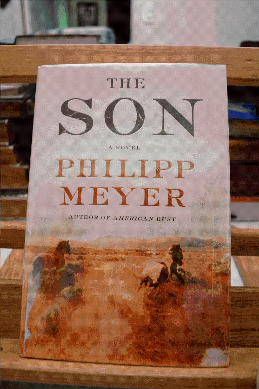 The Son Philipp Meyer New
