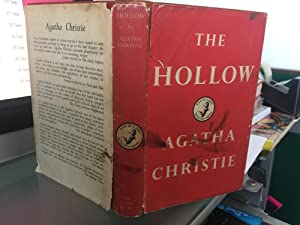 The Hollow. SIGNED COPY.: Agatha Christie. SIGNED