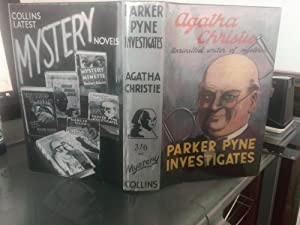 Parker Pyne Investigates. SIGNED COPY.: Agatha Christie. SIGNED