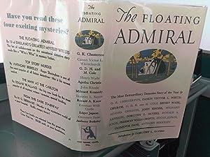 The Floating Admiral.: Agatha Christie, John