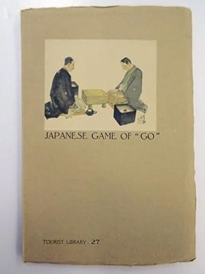"Japanese Game of ""Go"". (Tourist Library: 27).: Mihori, Fukumensi"