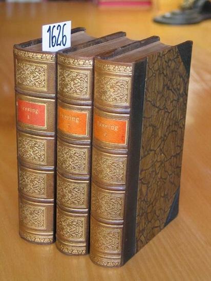 Lessing Werke Und Briefe In 12 Bänden : Werke in acht baenden von lessing zvab
