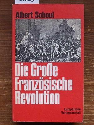 Die Große Französische Revolution (Précis de l'histoire: Soboul, Albert