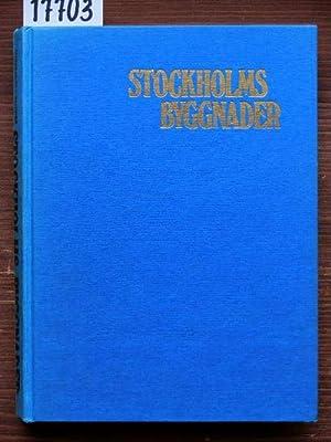 Stockholms Byggnader. En bok om arkitektur och: Andersson, Henrik O.