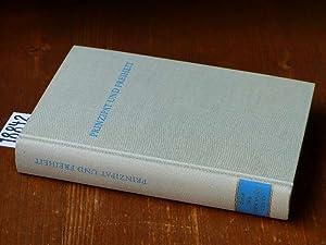 Prinzipat und Freiheit. Hrsg. von Richard Klein.