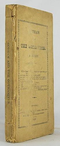 Gotham and the Gothamites. A Medley: Judah, Samuel Benjamin Helbert