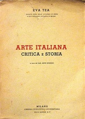 Arte italiana.: Tea, Eva