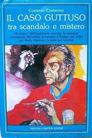 Il caso Guttuso tra scandalo e mistero.: Costantini, Costanzo