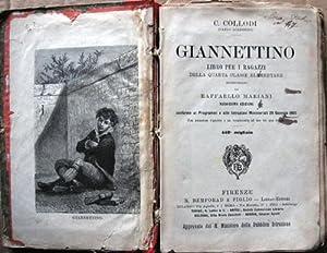 Giannettino.: Collodi, Carlo (pseudonimo