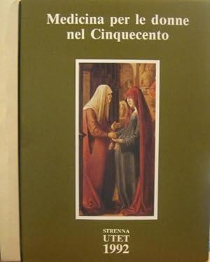 Medicina per le donne nel Cinquecento.: Marinello, Giovanni /