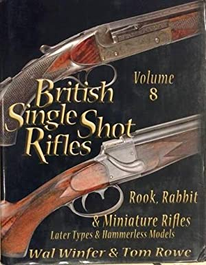 British single shot rifles. Fucili britannici a: Winfer, Wal -