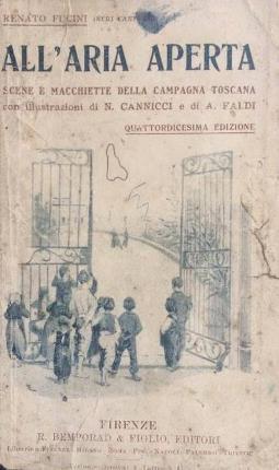 All'aria aperta.: Fucini, Renato (Neri
