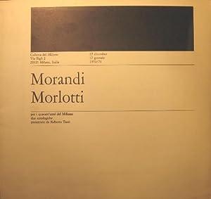 Morandi Morlotti.