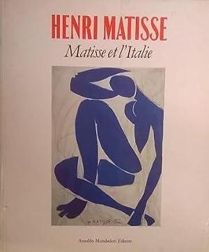 Henri Matisse. Matisse et l'Italie.: Schneider, Pierre (a