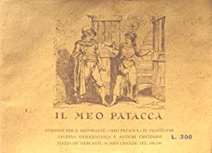 Il Meo Patacca.: Berneri, Giuseppe
