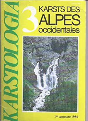Karstologia.: Andrieux, Claude; Philippe